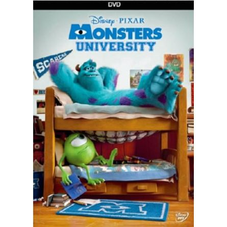 Monsters University: Animate DVD (for NZ Buyers)