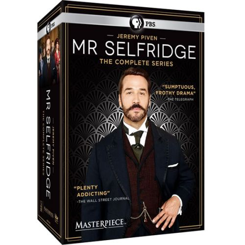 Mr Selfridge - The Complete Series (for NZ Buyers)