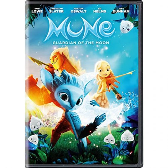 Mune: Guardian of the Moon: Animate DVD (for NZ Buyers)