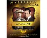 Murdoch Mysteries: The Complete Series 5-8 (for NZ Buyers)