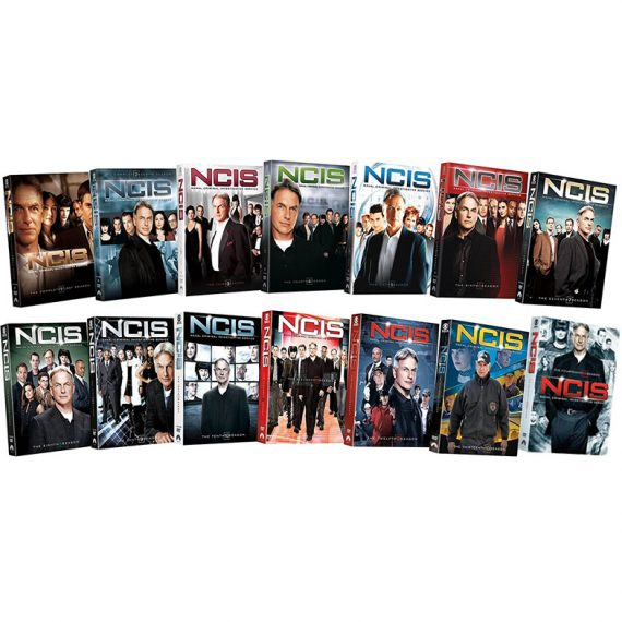 NCIS: The Complete Series 1-14 (for NZ Buyers)