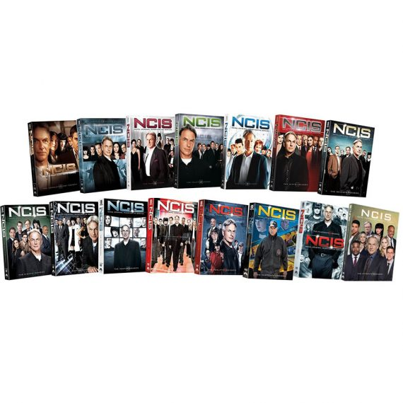 NCIS: The Complete Series 1-15 (for NZ Buyers)