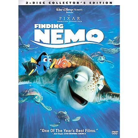 New Finding Nemo: Animate DVD (for NZ Buyers)