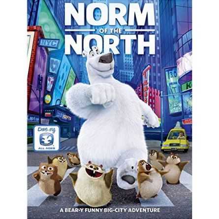 Norm Of The North: Animate DVD (for NZ Buyers)