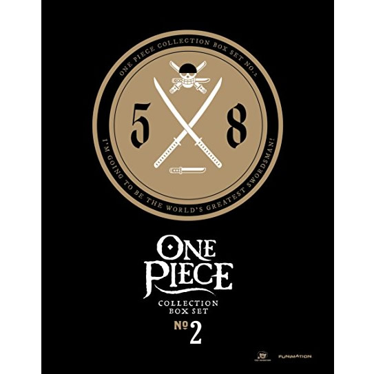 One Piece - Collection Box Set No. 2: Animate DVD (for NZ Buyers)