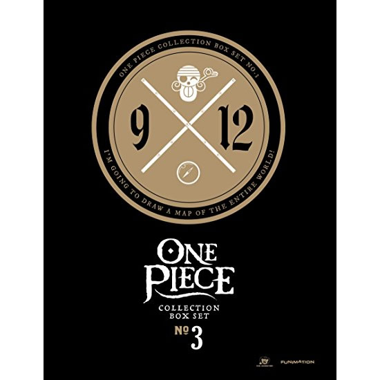 One Piece - Collection Box Set No. 3: Animate DVD (for NZ Buyers)