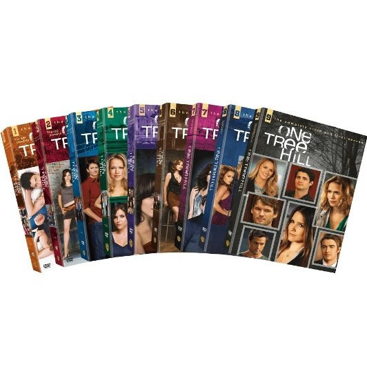One Tree Hill: The Complete Series 1-9 (for NZ Buyers)