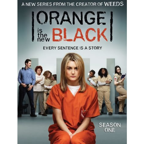 Orange Is The New Black - The Complete Season 1 DVD (for NZ Buyers)