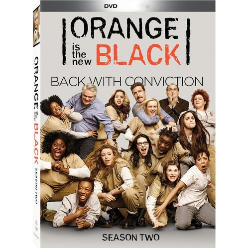Orange Is The New Black - The Complete Season 2 DVD (for NZ Buyers)
