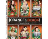 Orange Is The New Black - The Complete Season 3 DVD (for NZ Buyers)