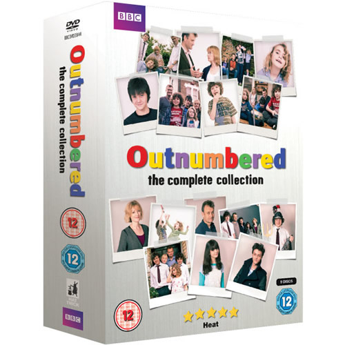 Outnumbered: The Complete Series 1-5 (for NZ Buyers)