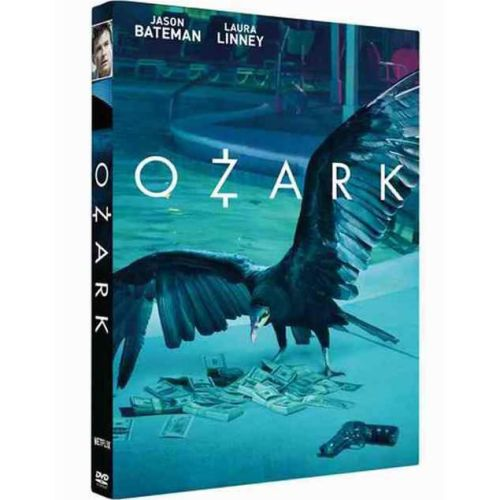 Ozark - The Complete Season 1 DVD (for NZ Buyers)