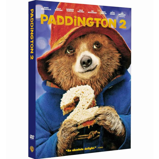 Paddington 2: Animate DVD (for NZ Buyers)