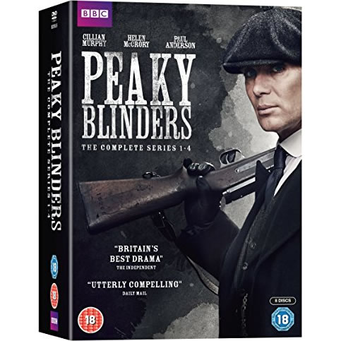Peaky Blinders: The Complete Series 1-4 (for NZ Buyers)