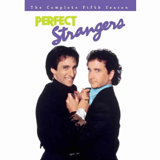 Perfect Strangers - The Complete Season 5 DVD (for NZ Buyers)