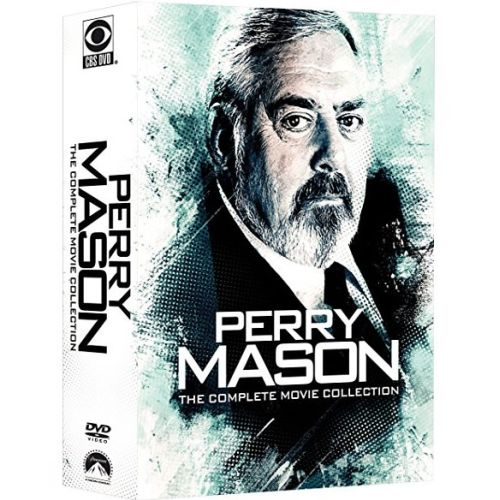 Perry Mason: The Complete Movie Collection DVD (for NZ Buyers)