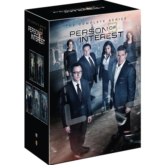 Person of Interest: The Complete Series 1-5 (for NZ Buyers)