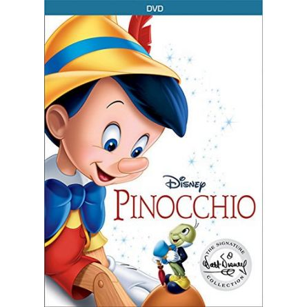 Pinocchio: Animate DVD (for NZ Buyers)