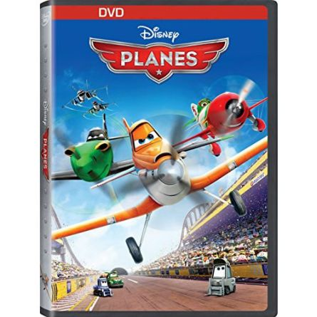 Planes: Animate DVD (for NZ Buyers)
