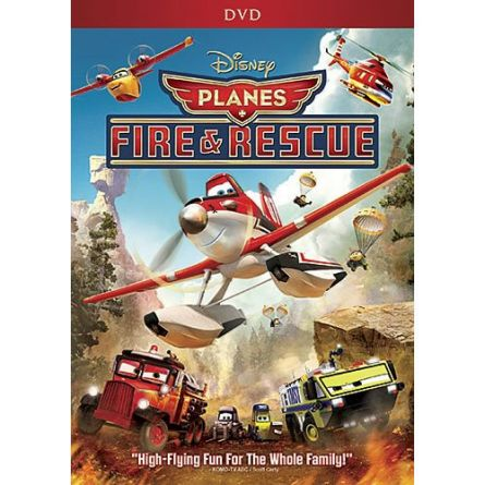 Planes Fire and Rescue: Animate DVD (for NZ Buyers)