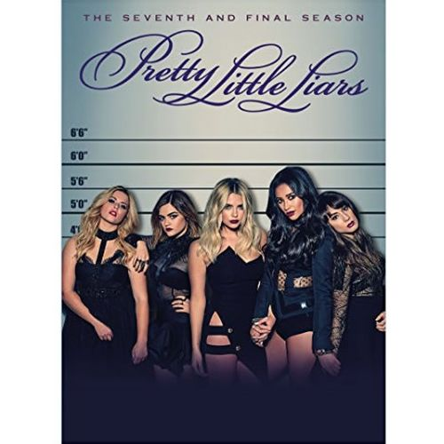 Pretty Little Liars - The Complete Season 7 DVD (for NZ Buyers)