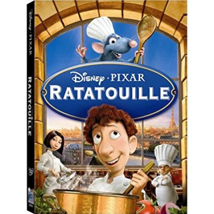Ratatouille: Animate DVD (for NZ Buyers)