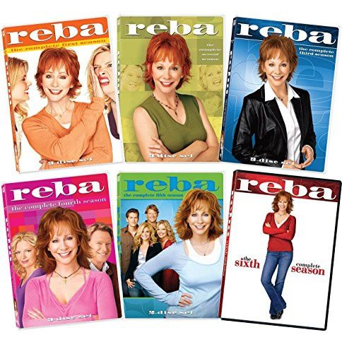 Reba: The Complete Series 1-6 (for NZ Buyers)