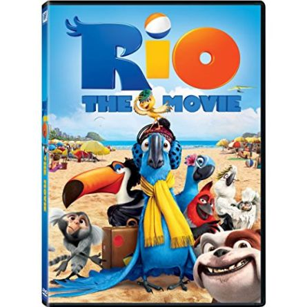 Rio 1: Animate DVD (for NZ Buyers)