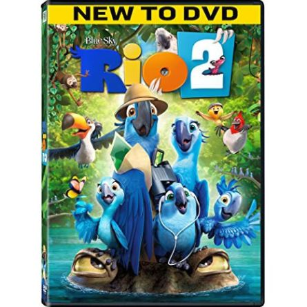 Rio 2: Animate DVD (for NZ Buyers)