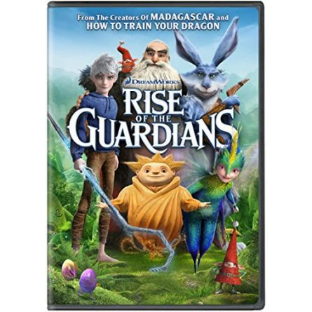 Rise of the Guardians: Animate DVD (for NZ Buyers)