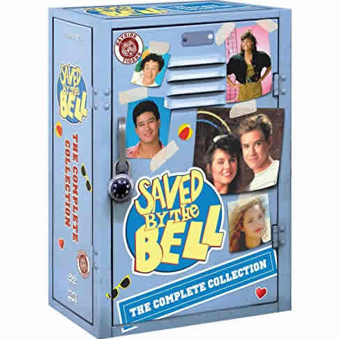 Saved By The Bell: The Complete Collection DVD (for NZ Buyers)