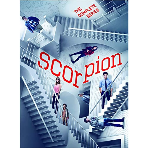 Scorpion - The Complete Series (for NZ Buyers)