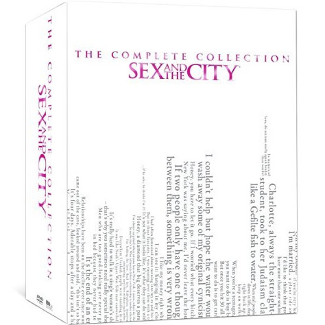 Sex and the City: The Complete Series 1-6 (for NZ Buyers)