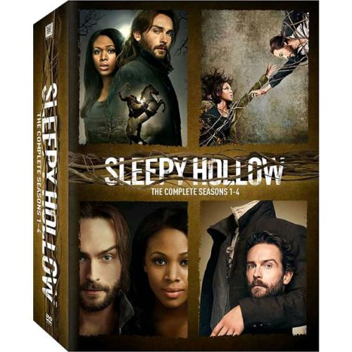 Sleepy Hollow: The Complete Series 1-4 (for NZ Buyers)
