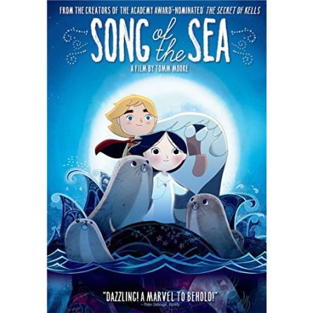 Song of the Sea: Animate DVD (for NZ Buyers)