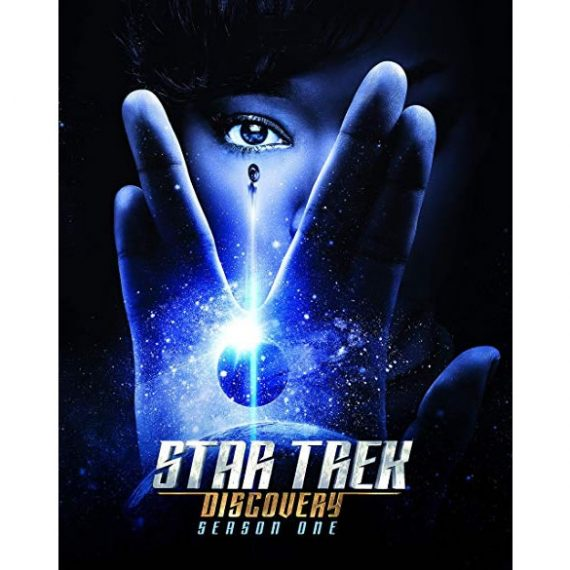 Star Trek: Discovery - The Complete Season 1 DVD (for NZ Buyers)