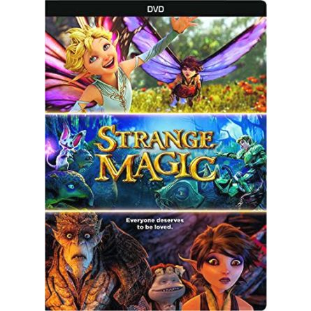 Strange Magic: Animate DVD (for NZ Buyers)