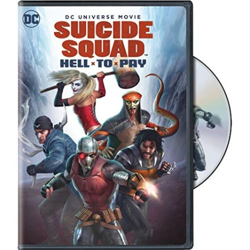 Suicide Squad: Hell To Pay: Animate DVD (for NZ Buyers)