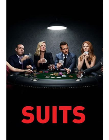 Suits - The Complete Season 8 DVD (for NZ Buyers)
