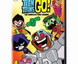 Teen Titans Go! Season 1: Animate DVD (for NZ Buyers)