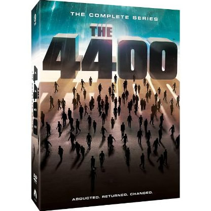 The 4400 - The Complete Series (for NZ Buyers)