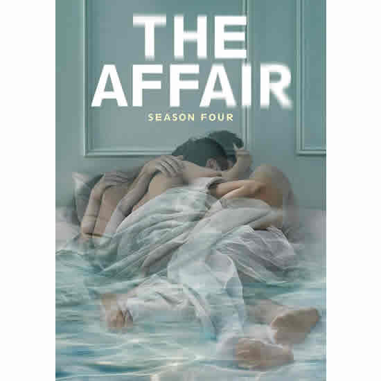 The Affair - The Complete Season 4 DVD (for NZ Buyers)