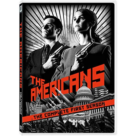 The Americans - The Complete Season 1 DVD (for NZ Buyers)
