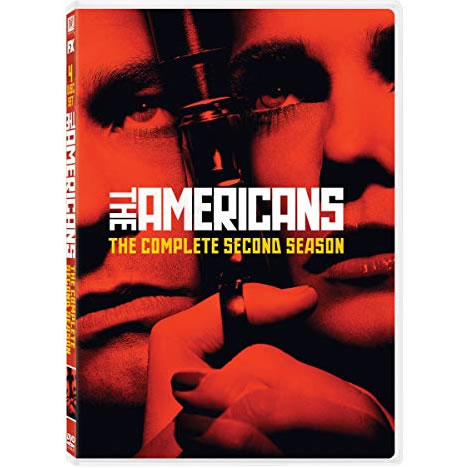 The Americans - The Complete Season 2 DVD (for NZ Buyers)