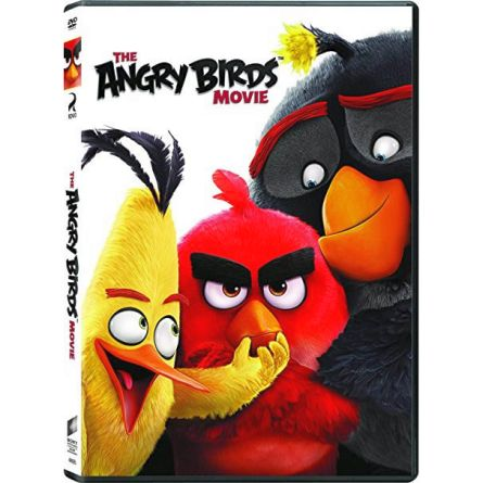 The Angry Birds Movie: Animate DVD (for NZ Buyers)