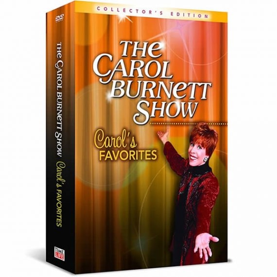 The Carol Burnett Show - The Complete Series (for NZ Buyers)