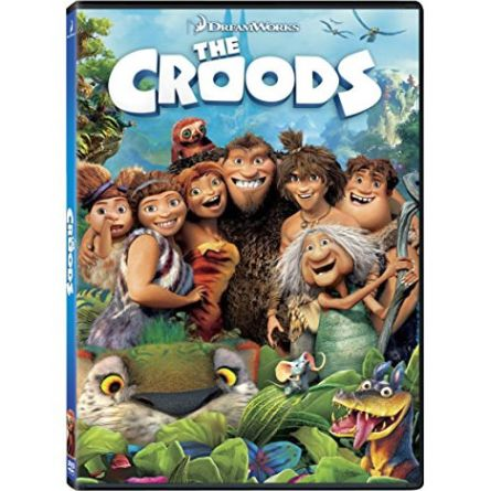 The Croods: Animate DVD (for NZ Buyers)