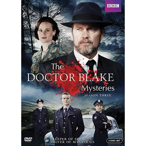 The Doctor Blake Mysteries - The Complete Season 3 DVD (for NZ Buyers)
