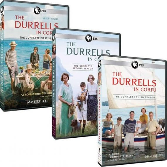 The Durrells: The Complete Series 1-3 (for NZ Buyers)