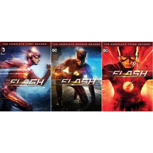 The Flash: The Complete Series 1-3 (for NZ Buyers)